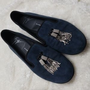 Giuseppe Zanotti design tassel loafers